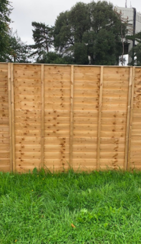 Used Fence panels for sale