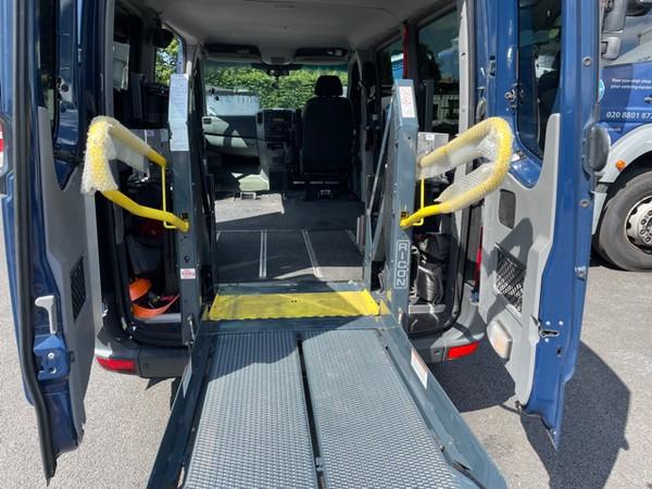 Ricon wheel chair lift