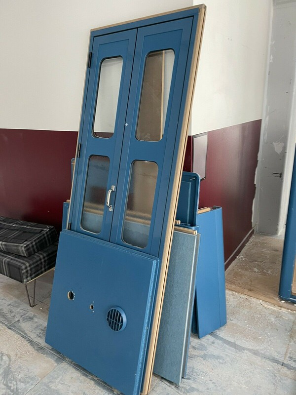 StudioBrick Office Sound Proof Isolation Booth packed down