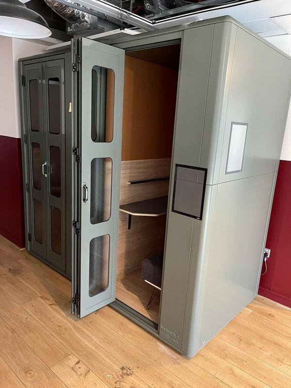 StudioBrick Office Sound Proof Isolation Booth