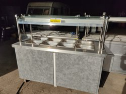 Used carvery counter