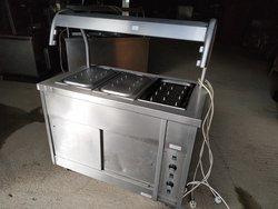 Second Hand Carvery / Bain Marie / Hot Cupboard / Heated Gantry