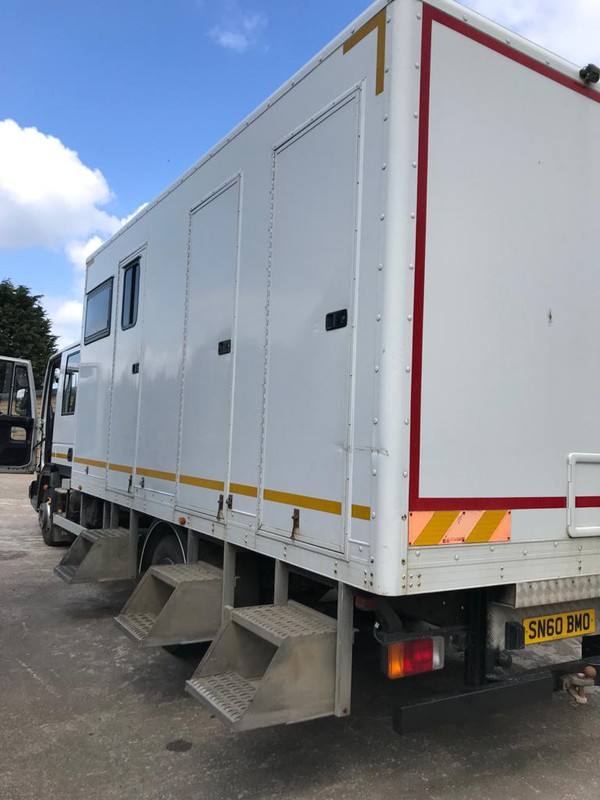 7.5T welfare truck for sale