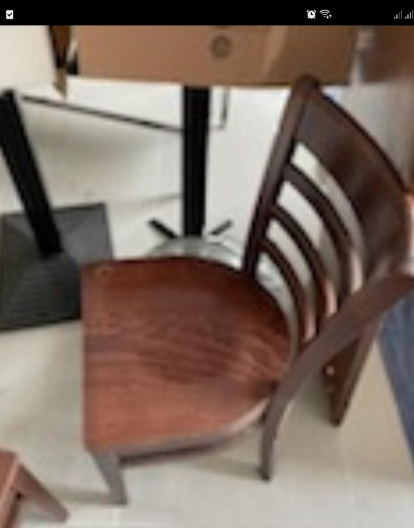 Secondhand coffee shop furniture