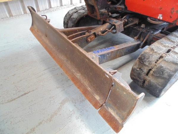 Kubota mini excavator for sale