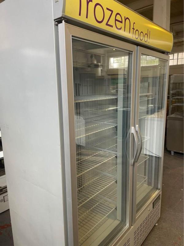 Buy Capital Double Door Display Freezer