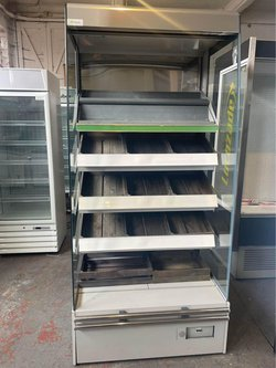 Used Capital 1M Fruit and Veg Display Cabinet