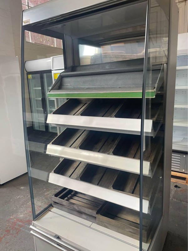 Buy Capital Ambient 1M Fruit and Veg Display Cabinet