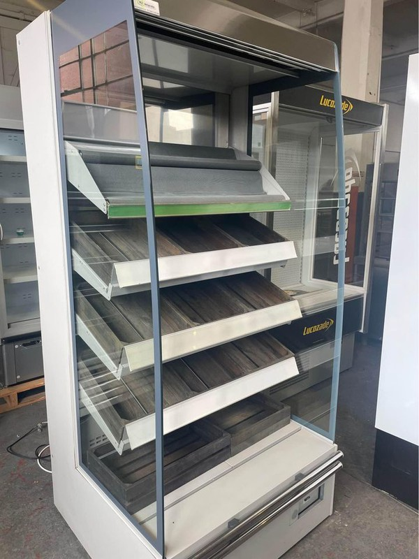 Capital Ambient 1M Fruit and Veg Display Cabinet