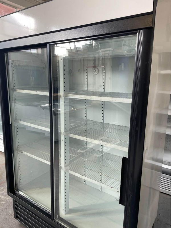 Staycold 1.3M Sliding Door Display Chiller for sale