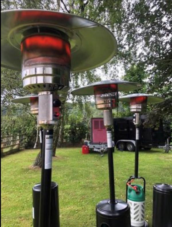 4x Patio Heaters (Gas) - Leeds, West Yorkshire 3
