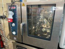 Rational CombiMaster Plus 6 Grid Combi Oven