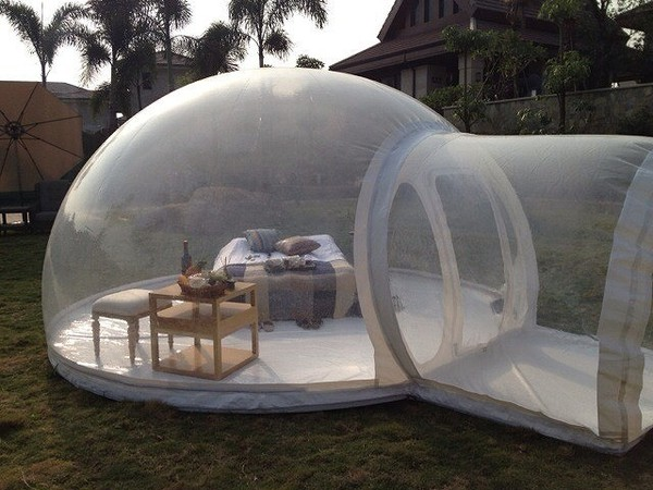 Clear Igloo dome for sale