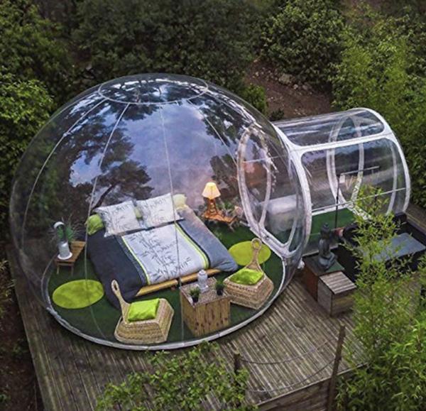 Buy transparent igloo dome