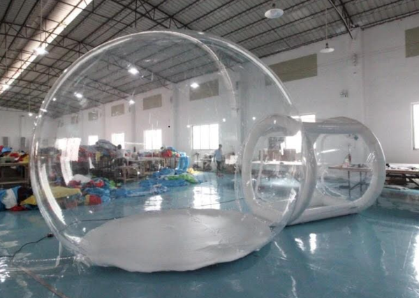 transparent igloo domes for sale