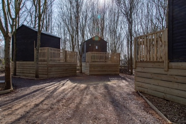 Glamping tree houses for sale