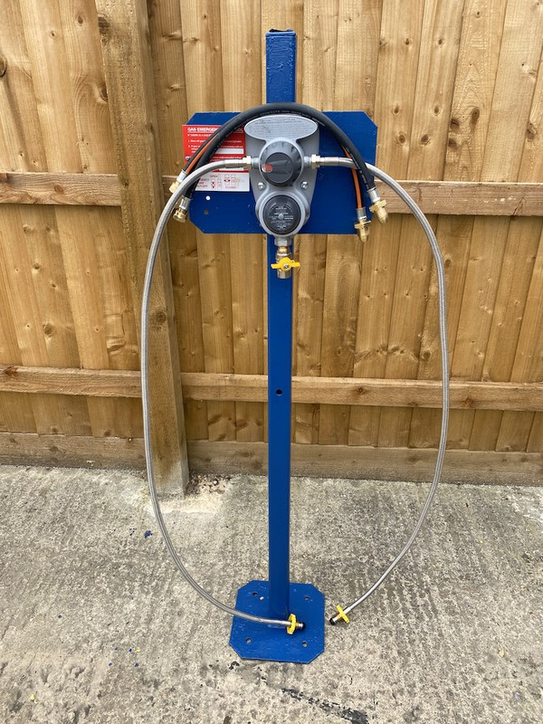 Used LPG Gas Rig for sale