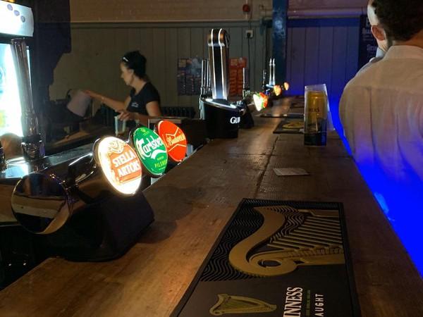 Buy Equipped Bespoke Mobile Bars 18m