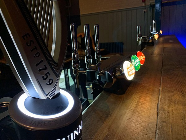 Equipped Event Bar for sale