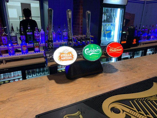 Fully Equipped Event Bar for sale