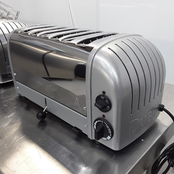 Commercial Dualit toaster
