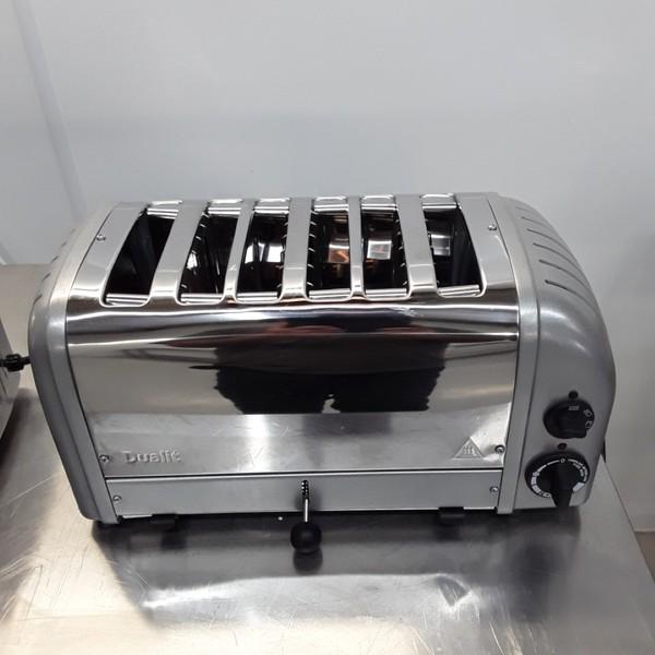 Dualite CD388 bun toaster