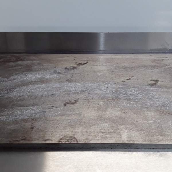 430 Stainless Steel griddle