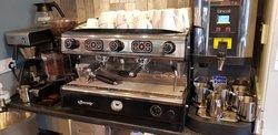 La Spazielle 2 Group Espresso Machine for sale
