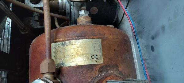 Used Expobar G10 2-Group Espresso Machine