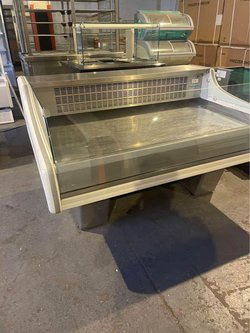 Trimco Provence 1.5M Fish Meat Display Chiller