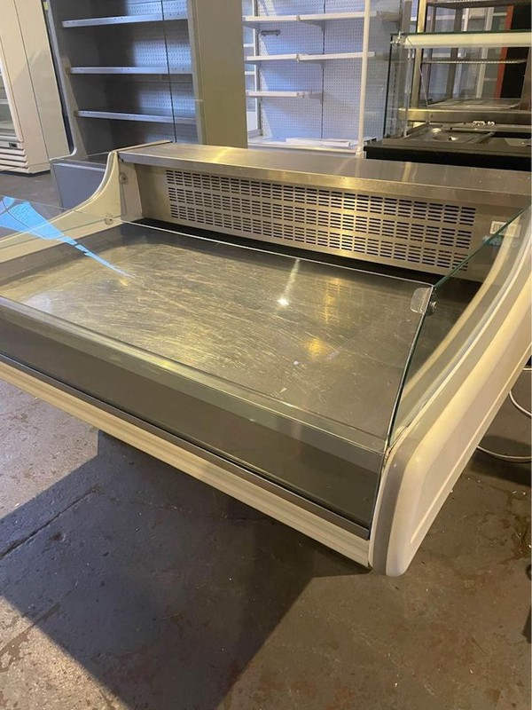 Buy Trimco Provence 1.5M Fish Meat Display Chiller
