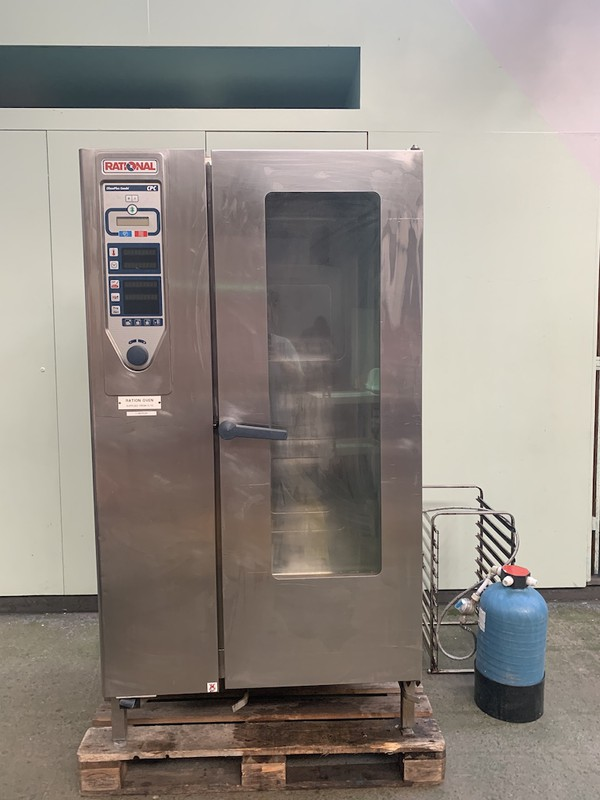 Rational CPC 20 Grid Electric Combi Oven