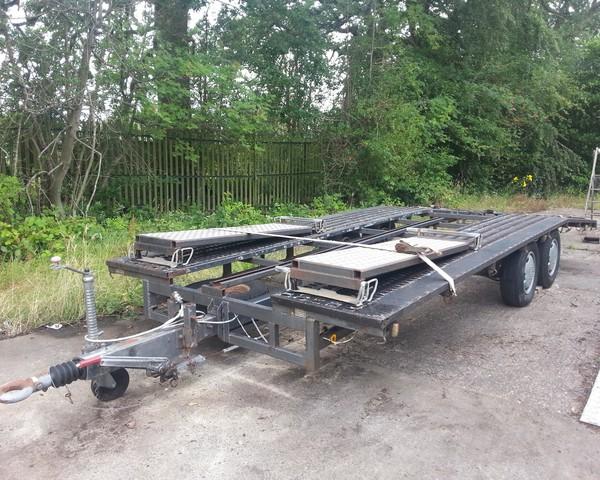 Car transport trailer for sale