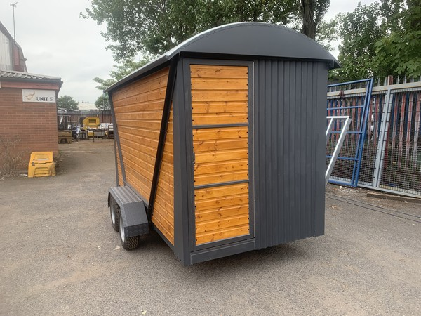 New catering trailer for sale