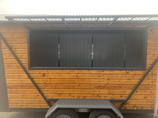 Shepherds Hut catering trailer for sale