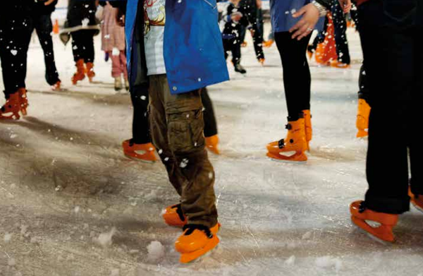 Ice Skates by Ice World - for commercial hire