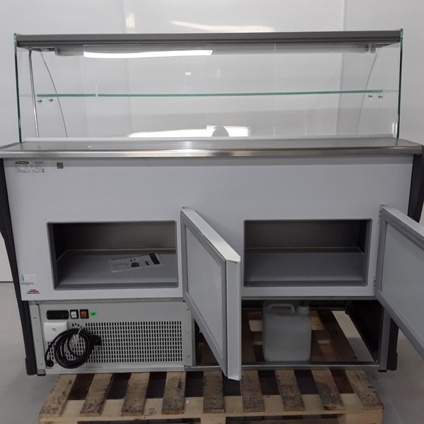 Trimco Serve Over Chiller for sale