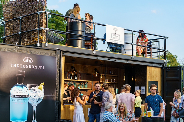 Buy 20ft Fully Equipped Shipping Container Bar