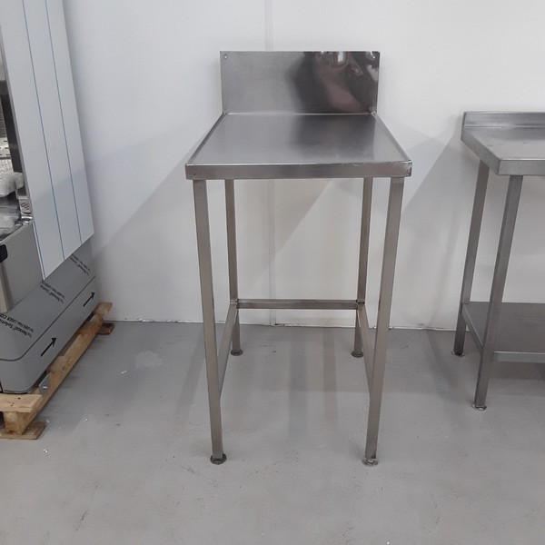 Used Stainless Table Stand(15012)