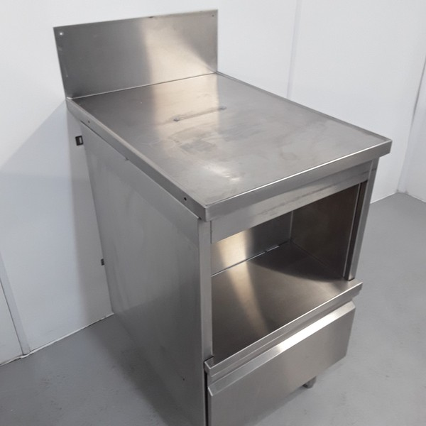 Stainless steel stand / secondhand