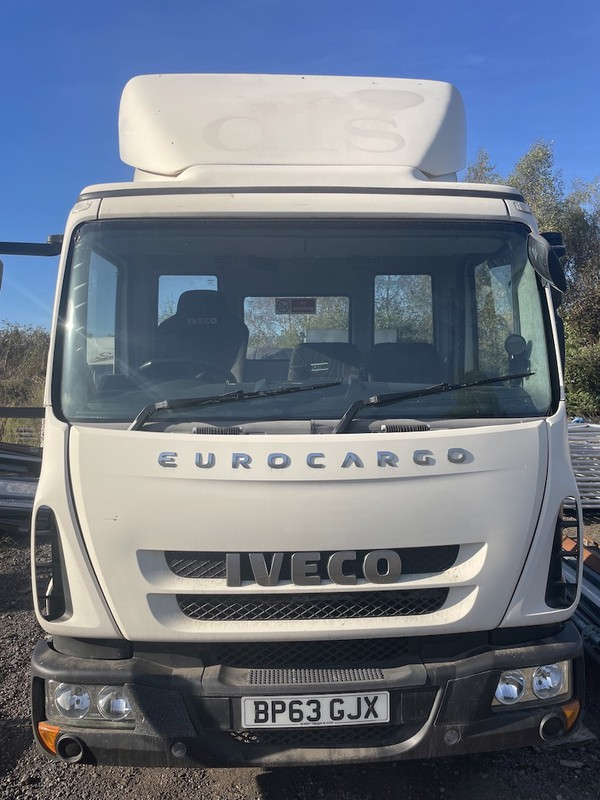 Iveco Eurocargo 2014 for sale