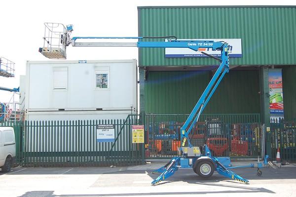 Used platform lift for sale