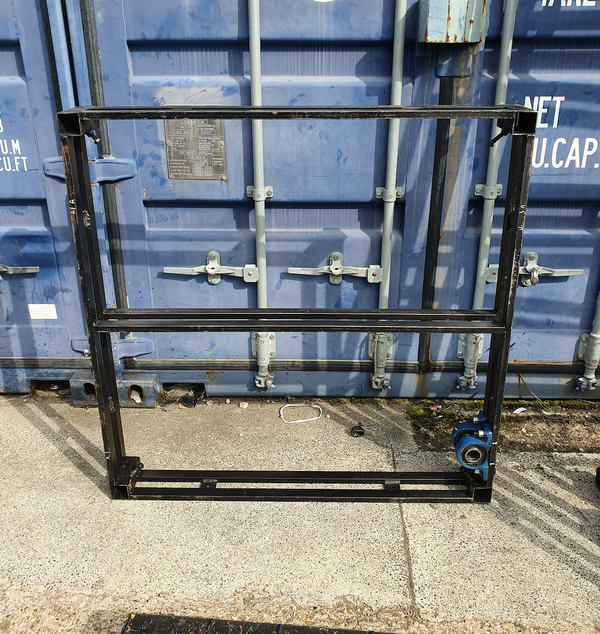 12x Steel Stage Decks - London 7