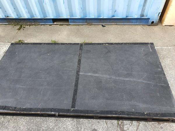12x Steel Stage Decks - London 1