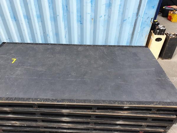 12x Steel Stage Decks - London 2