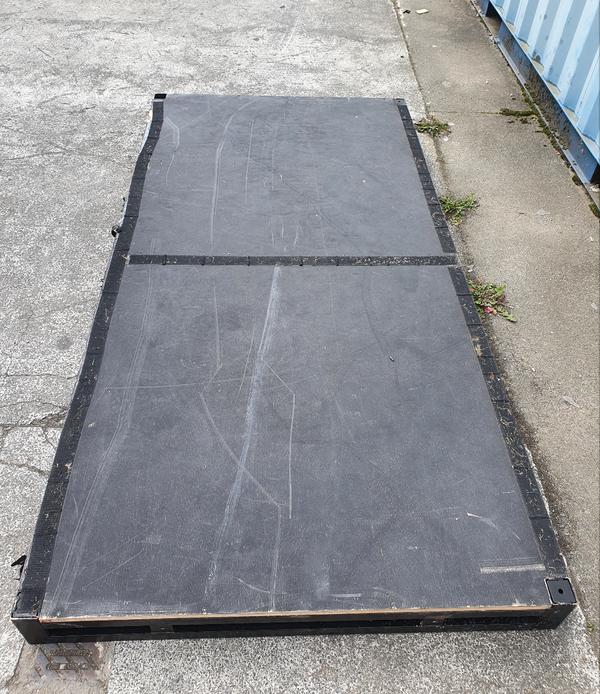 12x Steel Stage Decks - London 4