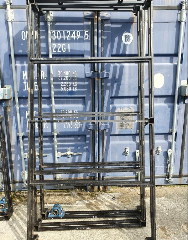 12x Steel Stage Decks - London 9