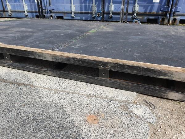 12x Steel Stage Decks - London 3