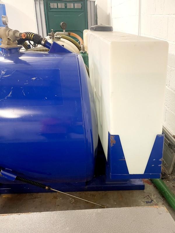 400 Ltr Fresh water tank
