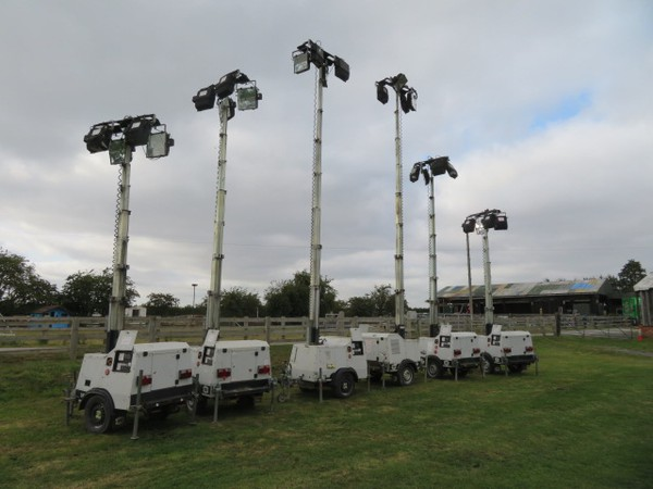 SMC TL90 Lighting towers